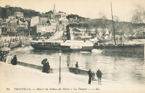 LA TOUQUES - www.simplonpc.co.uk - Simplon Postcards