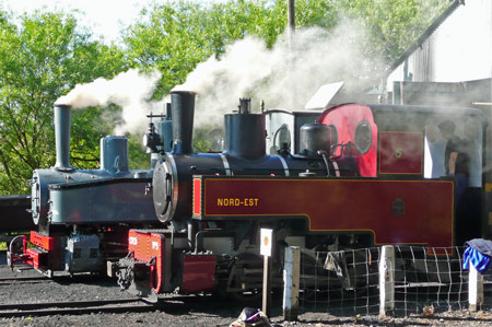 CFCD No.5 at Leighton Buzzard