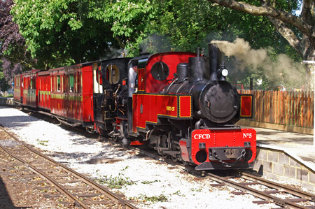 Leighton Buzzard railway - CFCD No5