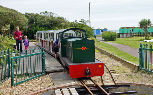 Littlehampton Railway - Photo: ©2012 Ian Boyle - www.simplonpc.co.uk
