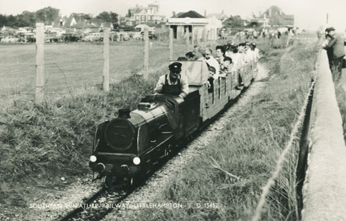 Littlehampton Miniature Railway - www.simplonpc.co.uk