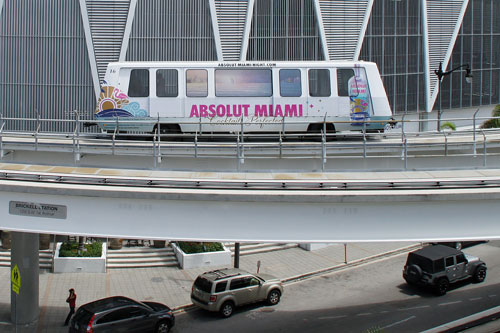 MIAMI METROMOVER - www.simplonpc.co.uk