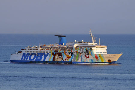 Moby Fantasy - Moby Lines - Photo: � Ian Boyle, 24th August 2009