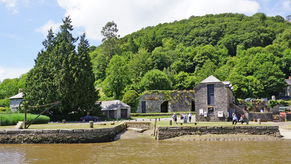 COTEHELE - Plymouth Boat trips - Photo: © Ian Boyle, 29th June 2015 - www.simplonpc.co.uk