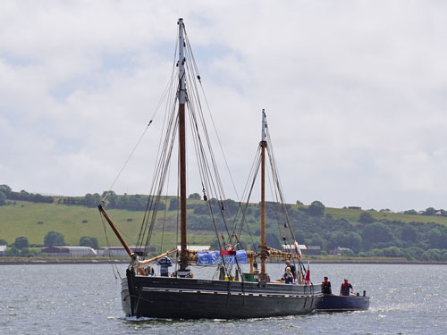 SHAMROCK - Plymouth Boat trips - Photo: © Ian Boyle, 29th June 2015 - www.simplonpc.co.uk