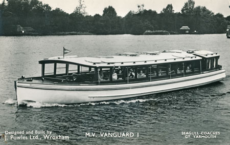 VANGUARD I - City Boats, Norwich - www.simplonpc.co.uk