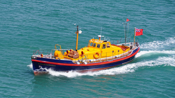 Frank Spiller Locke - ex-RNLI Lifeboat - Dover - Photo: © Ian Boyle, 18th July 2015 - www.simplonpc.co.uk