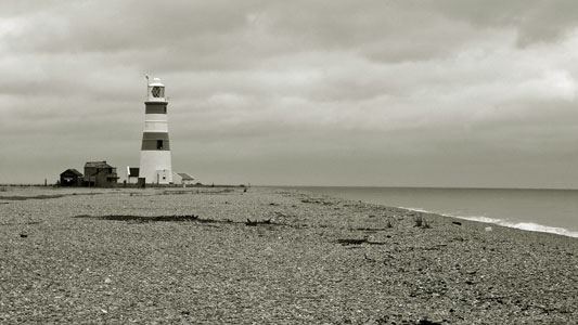ORFORDNESS LIGHTHOUSE - www.simplonpc.co.uk - Photo: � Ian Boyle, 25th June 2011