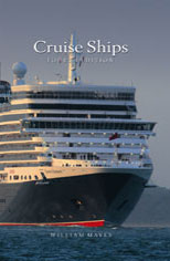 CRUISE SHIPS Edition 4 - William Mayes - www.overviewpress.co.uk