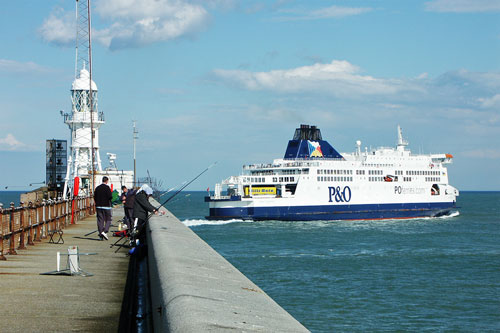 PRIDE OF CANTERBURY - P&O Ferries - Photo: �2005 Ian Boyle - www.simplonpc.co.uk