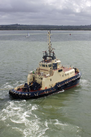 SVITZER SUSSEX - Photo: © Ian Boyle, 16th July 2010 - www.simplonpc.co.uk