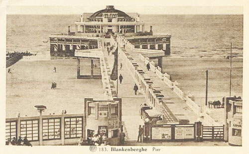 Blankenberge Pier - www.simplonpc.co.uk