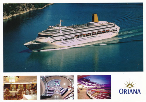ORIANA Postcards - www.simplonpc.co.uk