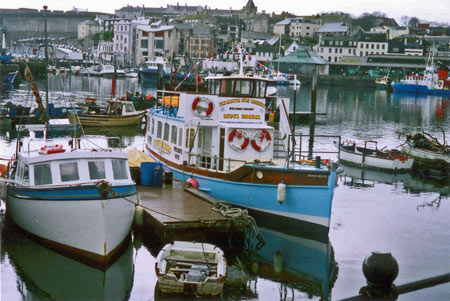 DEVON BELLE - Plymouth Boat Trips - Photo: ©Graham Thorne 2007 - www.simplonpc.co.uk