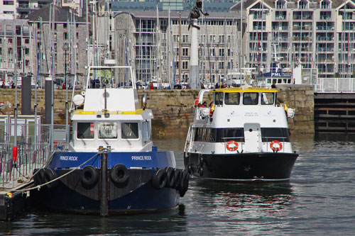 Plymouth Boat Trips - Photo: �2013 Ian Boyle - www.simplonpc.co.uk