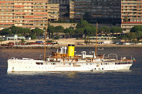 Queen Victoria Cruise - Monaco - Photo: © Ian Boyle, 22nd August 2009
