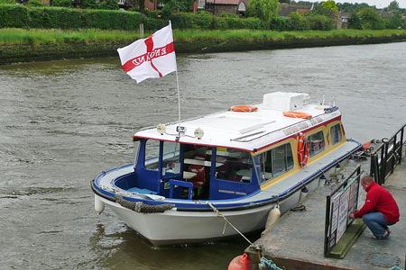 Kingfisher Cruises - Littlehampton -  © Ian Boyle, 25th July 2007 - www.simplonpc.co.uk