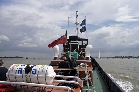 KENT - South Eastern Tug Society - Photo: © Ian Boyle, 13th August 2010 - www.simplonpc.co.uk