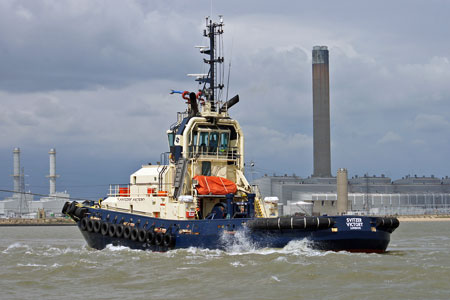 SVITZER VICTORY - Photo: © Ian Boyle, 13th August 2010 - www.simplonpc.co.uk