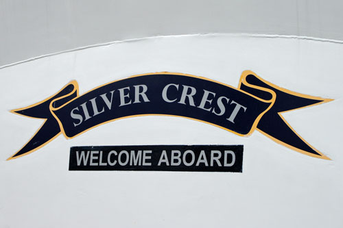 SILVER CREST - Silverline Cruises - Photo: ©2012 Ian Boyle - www.simplonpc.co.uk