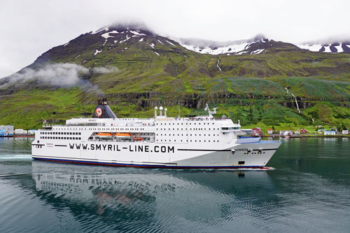 Ocean Princess Cruise - Smyril Line - Photo: © Ian Boyle, 23rd July 2015 - www.simplonpc.co.uk