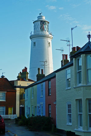 Southwold Lighthouse - Photo: � Ian Boyle, 5th December 2009