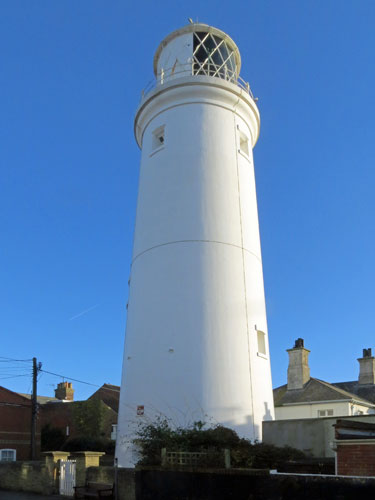 Southwold Lighthouse - Photo: � Ian Boyle, 5th December 2013