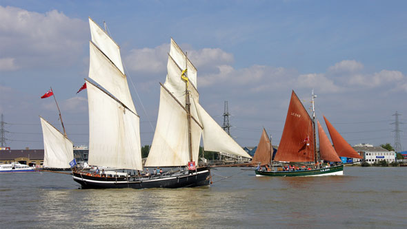 Thames Tall Ships 2014 - Photo: © Ian Boyle, 9th September 2014 - www.simplonpc.co.uk