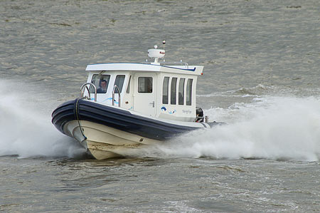 Mile High Flyer - Thames Clippers -  Photo: © Ian Boyle - www.simplonpc.co.uk