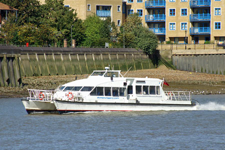 Star Clipper - Thames Clippers -  Photo: © Ian Boyle - www.simplonpc.co.uk