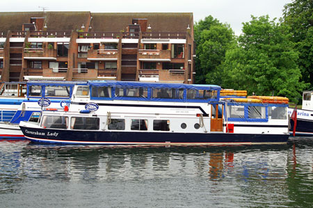 CAVERSHAM LADY - Thames Rivercruises - www.simplon.co.uk