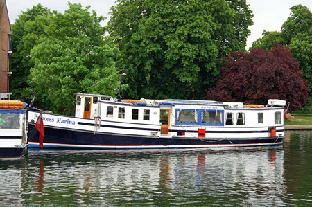 PRINCESS MARINA - Thames Rivercruises - www.simplon.co.uk