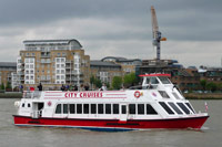 MAYFLOWER GARDEN - City Cruises - River Thames