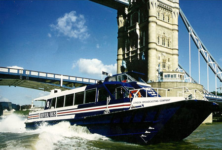 LONDON BROADCASTING COMPANY - Riverbus