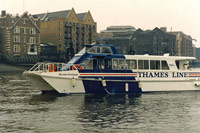 RIVERBUS/THAMES LINE - Thames Commuter Services