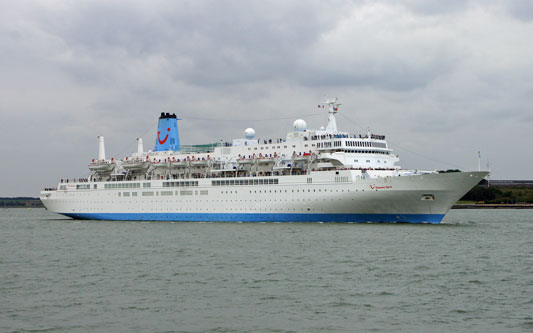 THOMSON SPIRIT - www.simplonpc.co.uk - Photo: © Ian Boyle, 12th September 2012