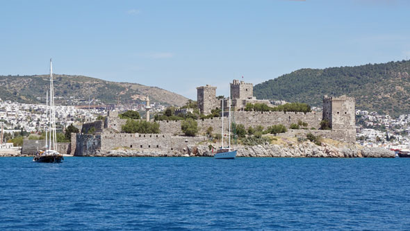 Thompson Spirit Cruise - Bodrum - Photo: ©2015 Ian Boyle - www.simplonpc.co.uk