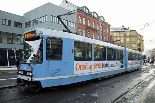Oslo Trams - Photo: �2012 Ian Boyle - www.simplonpc.co.uk