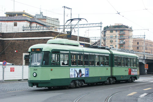 Rome Trams - ATAC - www.simplonpc.co.uk