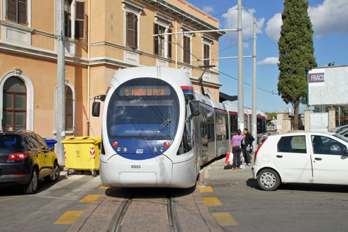Metrotranvia di Sassari - www.simplompc.co.uk - Simplon Postcards
