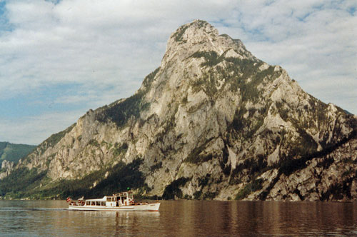 JOHANN ORTH - Traunsee - Photo: ©1989 Ian Boyle - www.simplonpc.co.uk