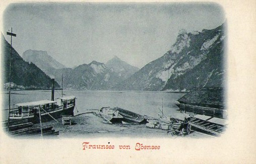 Traunstein/Undine - Traunsee - www.simplonpc.co.uk