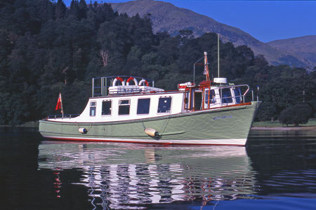 Lady Dorothy - Ullswater Steamers - www.simplonpc.co.uk