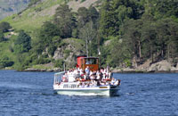 Ullswater Excursion Boats - www.simplonpc.co.uk