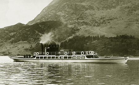 Lady of the Lake - Ullswater Steamers - www.simplonpc.co.uk