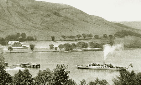 Raven - Ullswater Steamers - www.simplonpc.co.uk