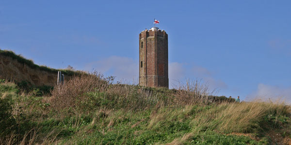 NAZE TOWER - www.simplompc.co.uk - Photo: © Ian Boyle, 7th October 2006
