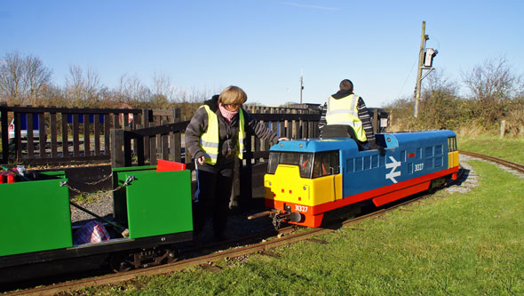 Wat Tyler Miniature Railway - www.simplonpc.co.uk