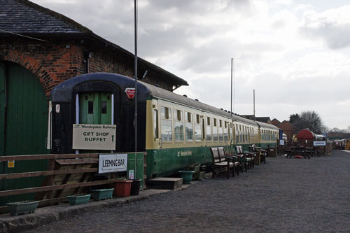 Wensleydale Railway - Photo: © Ian Boyle, 5th April 2013 -  www.simplonpc.co.uk
