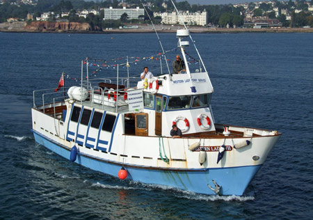 Western Lady VII - Photo: � Andrew Cooke, 26th September 2008